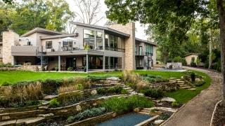 Single Family - Prairie Style Home